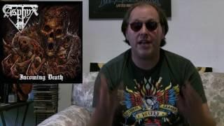 Asphyx - INCOMING DEATH Album Review
