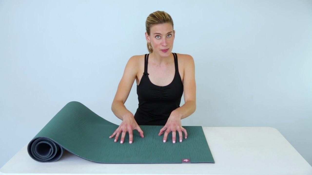 Manduka Eko 174 And Eko Lite Yoga Mat Reviews Youtube