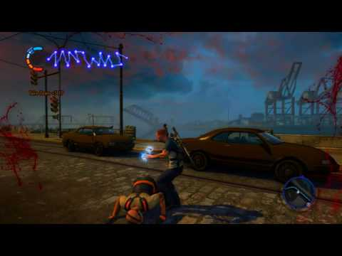 inFamous 2 100% Good Karma Walkthrough Part 11, 720p HD (NO COMMENTARY)