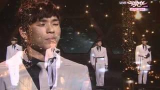 [Music Bank K-Chart]You Wouldn't Answer My Calls (전활 받지 않는 너에게) - 2AM (2010/11/5)