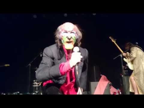 The Crazy World of Arthur Brown - Fire (Live in Munich - 25. Februar 2016)