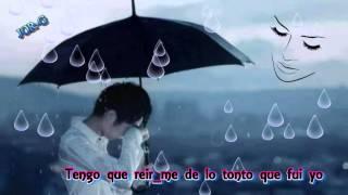Llorando Bajo la lluvia Bronco♥➷♥CON LETRA