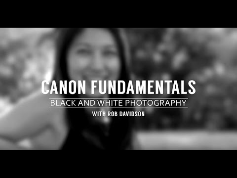 RNR FUNDAMENTALS: Black and White Photography