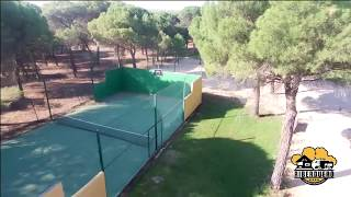 RIBERDUERO Camping&Bungalows**** en Peñafiel, Valladolid.
