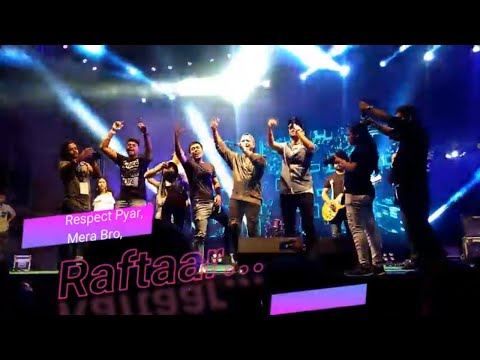 Once Again Dance with RAFTAAR | Asses Kaur | Major Dhyanchand National Stadium | 14th October 2017
