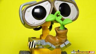 Wall-E Pop Vinyl Review