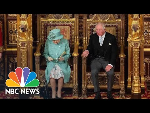 Queen's Speech Highlights Brexit, Supporting Britain's Ailing Health System | NBC News
