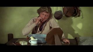 Blazing Saddles - Wake and Bake Scene - Gene Wilder & Cleavon Little