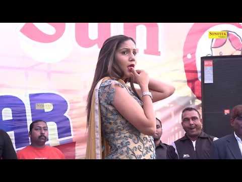 Sapna   Latest Stage Dance 2018   Sapna New Live Dance   Sapna Choudhary Dance