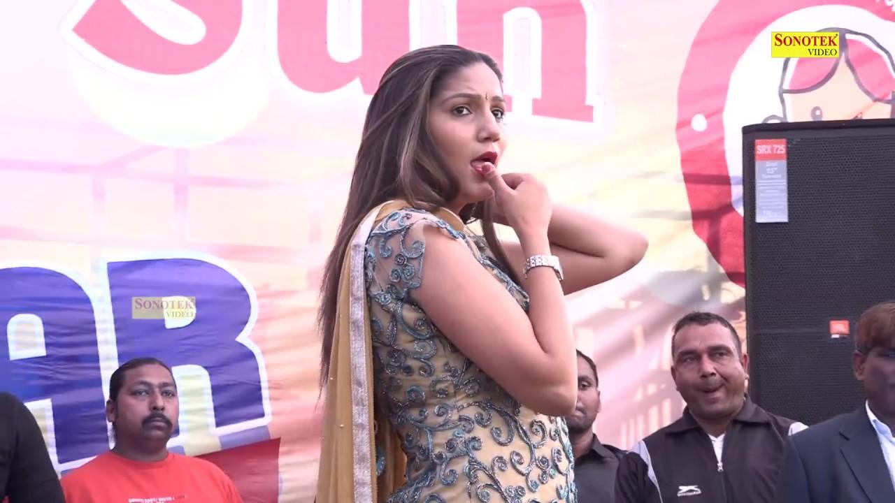 Download Sapna   Latest Stage Dance 2018   Sapna New Live Dance   Sapna Choudhary Dance