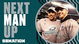 How the Eagles can win with a backup quarterback