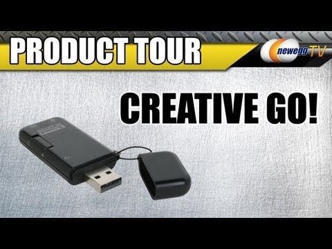 Newegg TV: Creative Go! USB Interface X-Fi Go! Pro Sound Board Product Tour