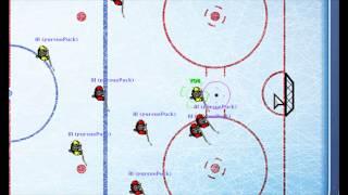 Terug naar Centrum - het Maken van een Hockey Game AI Met Stuur-Gedrag