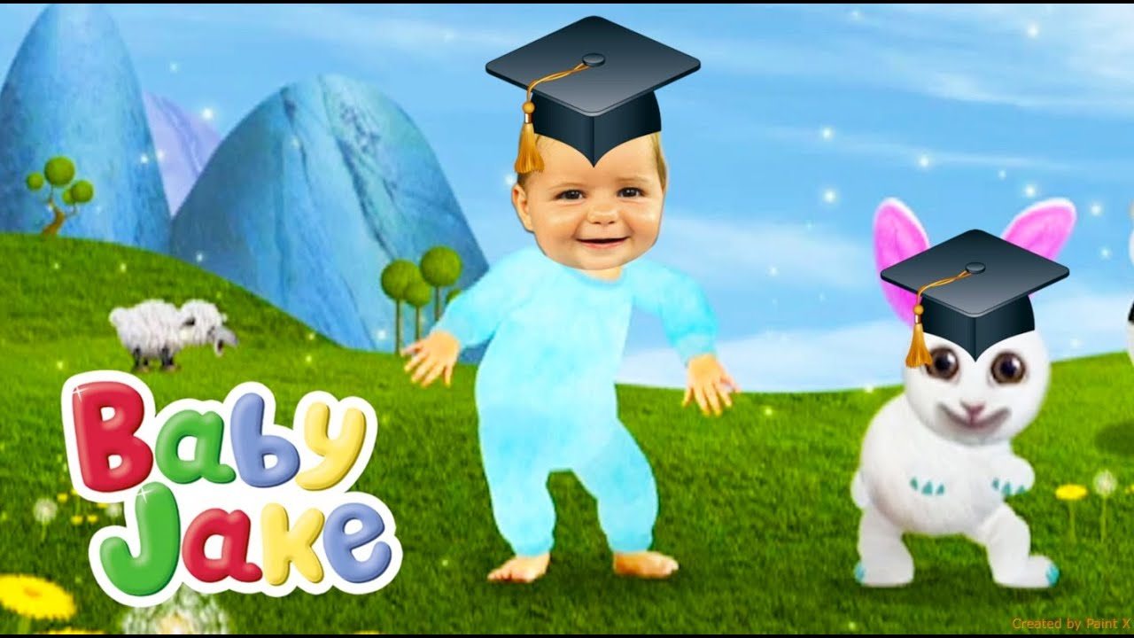 Baby Jake - Back to School Adventure - ABS Song - YouTube