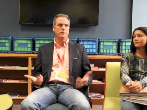 Actor Richard Burgi, part 2 of 2