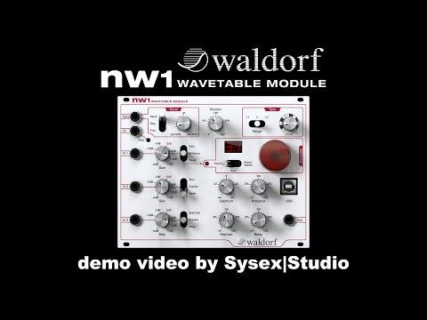Waldorf NW1 demo