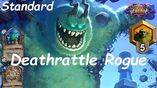 Hearthstone: Deathrattle Rogue #23: Boomsday (Projeto Cabum) - Standard Constructed