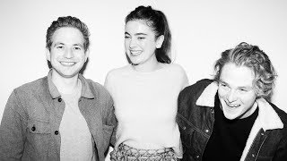 Millie Brady, Harry McEntire And Tim Innes From 'The Last Kingdom' Talk All About The New Season
