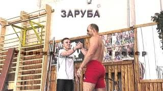 #weightlifting Заруба тренера и ученика / Coach VS. athlete student