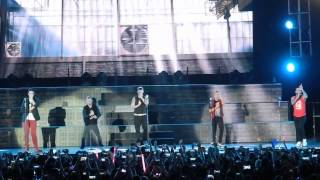 As Long As You Love Me - Backstreet Boys (In a World Like This Live in Hong Kong)