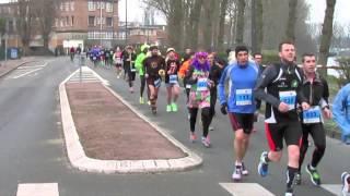semi marathon du carnaval Dunkerque 2015