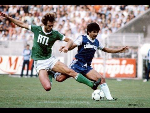 Finale coupe de france 1981 bastia saint etienne 2 1 youtube - Coupe de france saint etienne ...