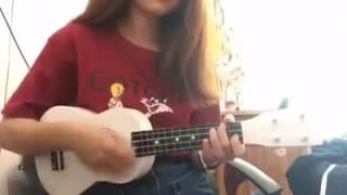 Chúng ta không thuộc về nhau| Hợp âm guitar mini ukulele|Girl xinh hot | hot hay nhất