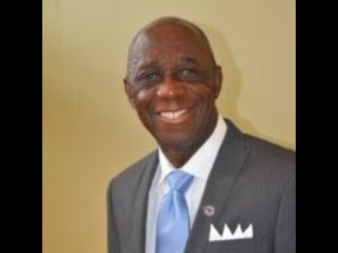 Dr Thomas Mensah - Inventor of Fibre Optics