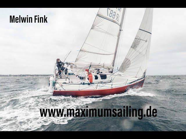 Melwin Fink MINI TRANSAT 2021