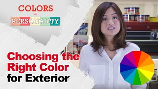CHOOSING RIGHT COLOR FOR EXTERIOR by ISLAND PREMIUM PAINTS