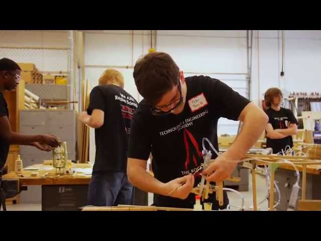 NFPA Fluid Power Challenge Introduces Students to Fluid Power  - Buy American