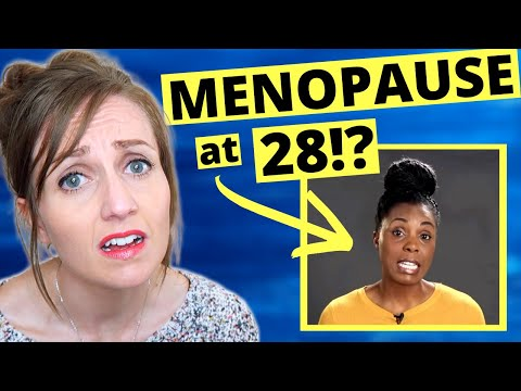 Ob/Gyn Reacts: Early Menopause (Primary Ovarian Insufficiency)