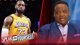 LeBron's desire to be victim is my problem with Lakers star — Whitlock   NBA   SPEAK FOR YOURSELF