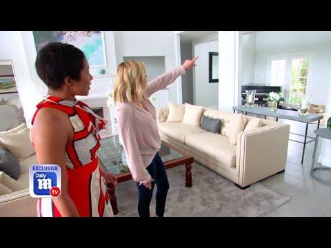 Ramona Singer s off newly renovated Hamptons home  DailyMailTV