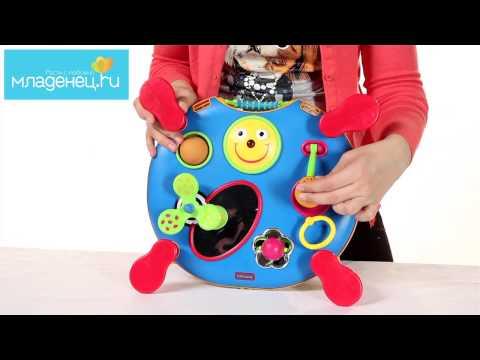 Tiny Love Активно-двигателна играчка Developlay Activity Center  #ZELjAcZmTR4