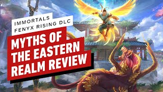 Immortals Fenyx Rising - Myths of the Eastern Realm DLC Review (Video Game Video Review)