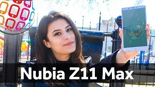 zTE Nubia Z11 Max: больше - значит лучше