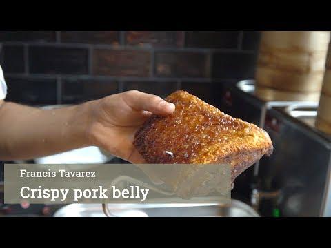 Crispy Pork Belly @Shanghai Bistro