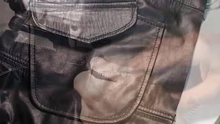 ✂️👍Как шить кожу.Как шить кожаные куртки.