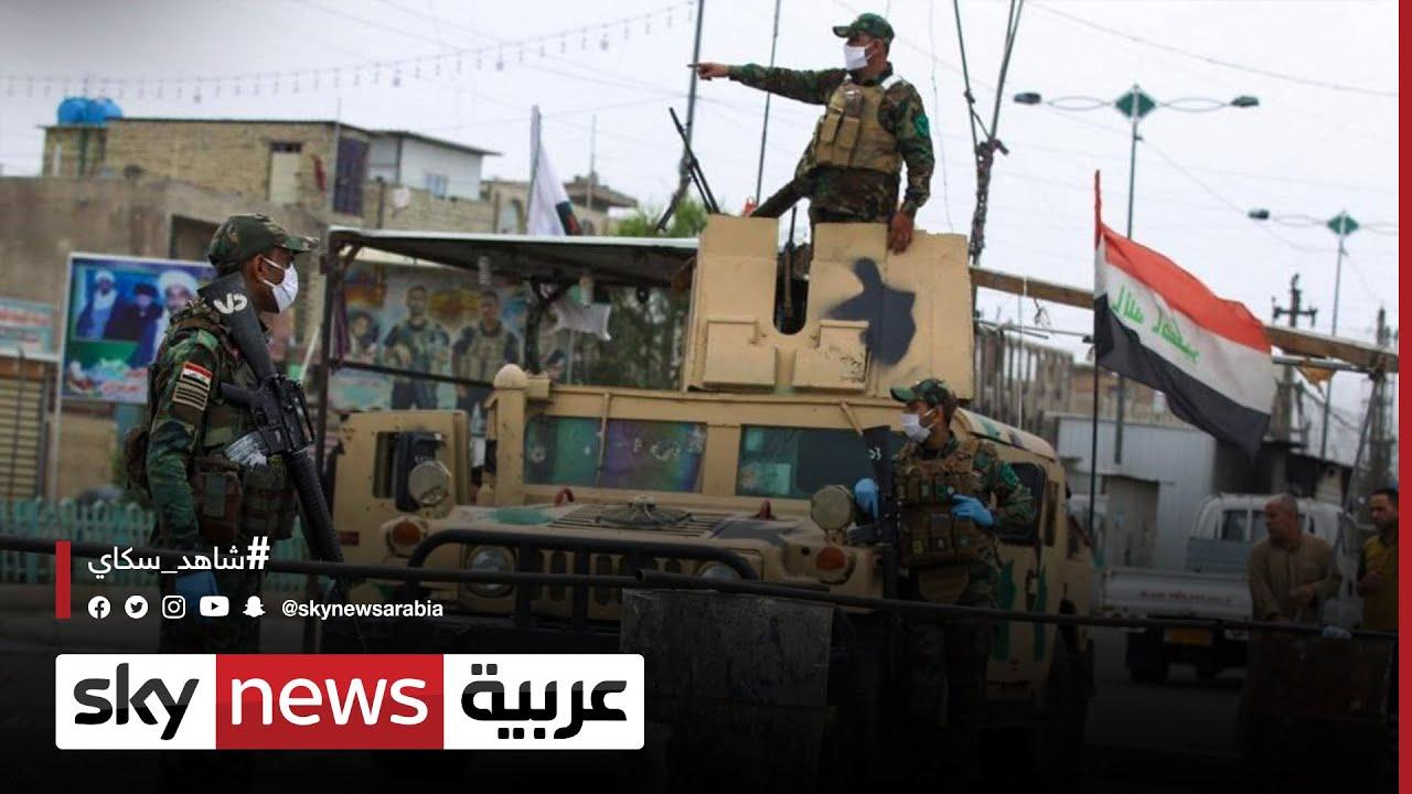 عملية أمنية واسعة لملاحقة بقايا عناصر داعش بمحيط ديالى في العراق  - نشر قبل 3 ساعة