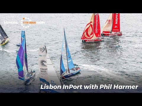 Watch Lisbon In-Port Race with Phil Harmer