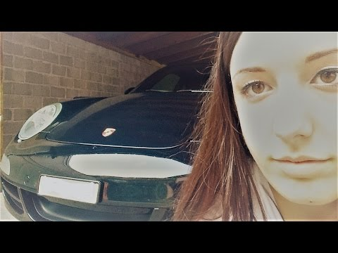 Driving my Porsche Carrera 4 997