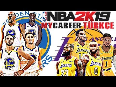 HERKESİN BEKLEDİĞİ O MAÇ !!! | NBA 2K19 MyCareer Türkçe #40
