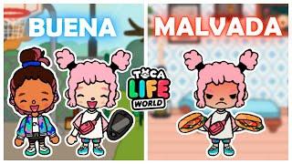 ¡Adolescente Buena VS Adolescente Malvada! Toca Boca Life World