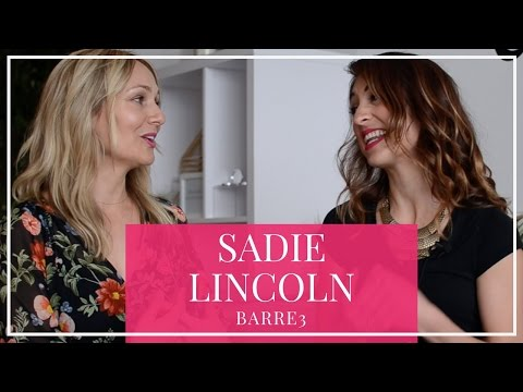 Entrepreneur Interviews | Sadie Lincoln, Barre3 - YouTube