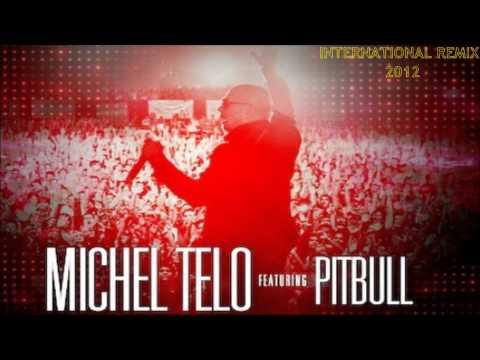 Michel Telo ft. Pitbull - Ai Se Eu Te Pego [ International - Remix 2014 ]
