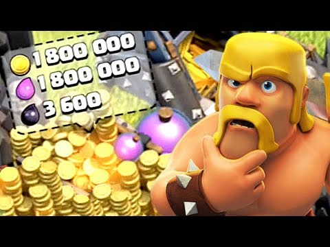 Clash of Clans - LOOT CART GLITCH - My Dead Base is HAUNTED!