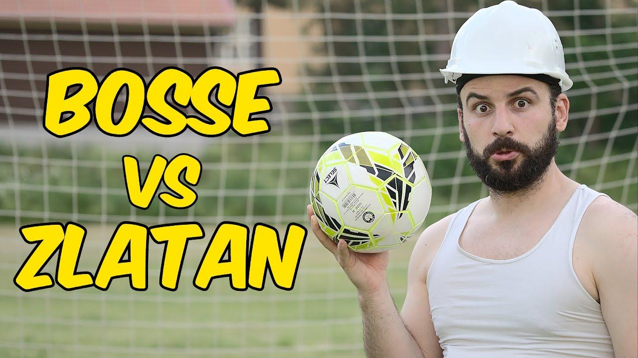 Download Personen som leker fotbolls-proffs | Bosse & Diyari