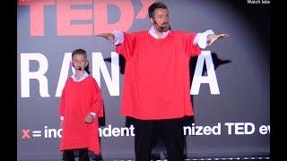 Мечтать не вредно! Как стать креативным прямо сейчас?   PETR IVANOV   TEDxRANEPA