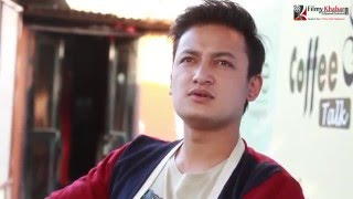 Download Video Salon Basnet talking about Gajalu and his Career || FilmyKhabar.com MP3 3GP MP4